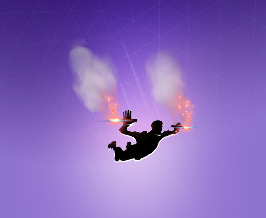 Spelunker's Special Contrail