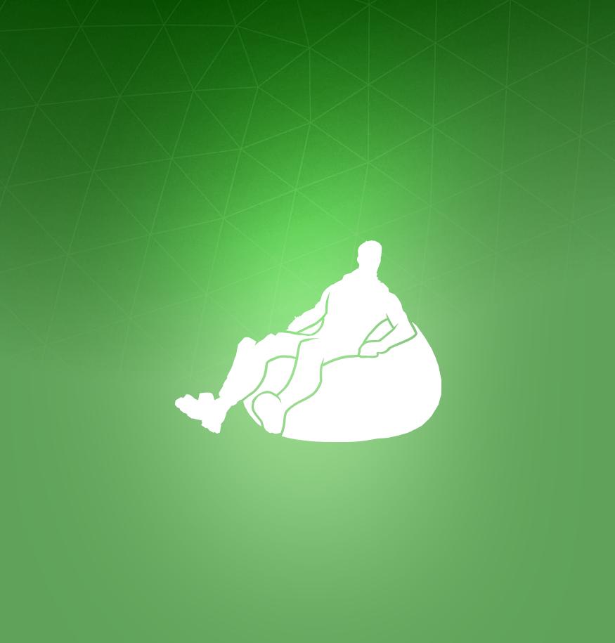 Bean Bag Emote