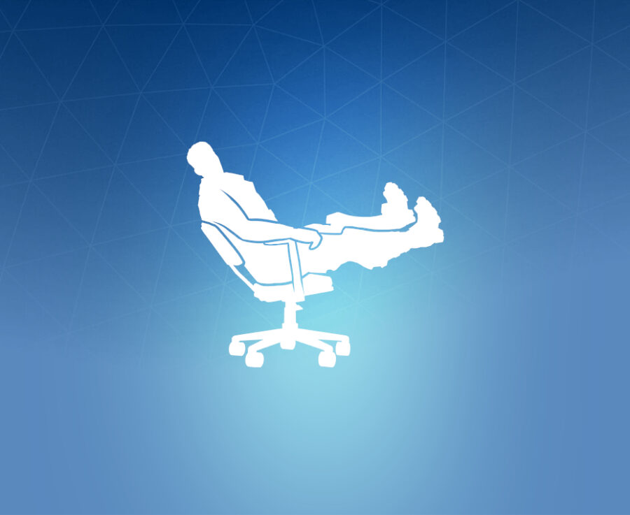 Office Chariot Emote