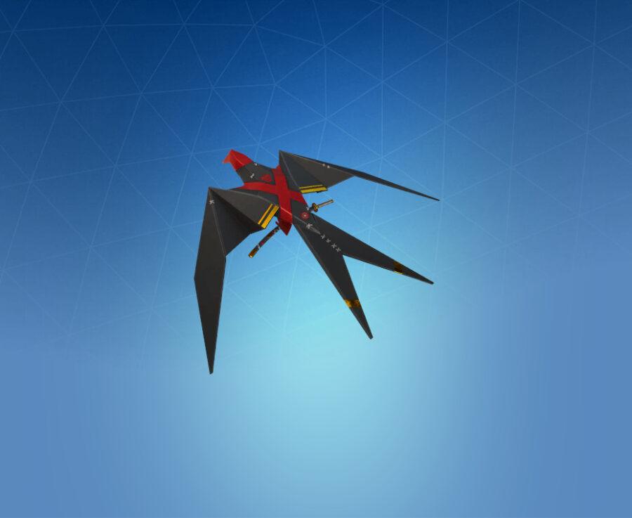 Bladey Bird Glider