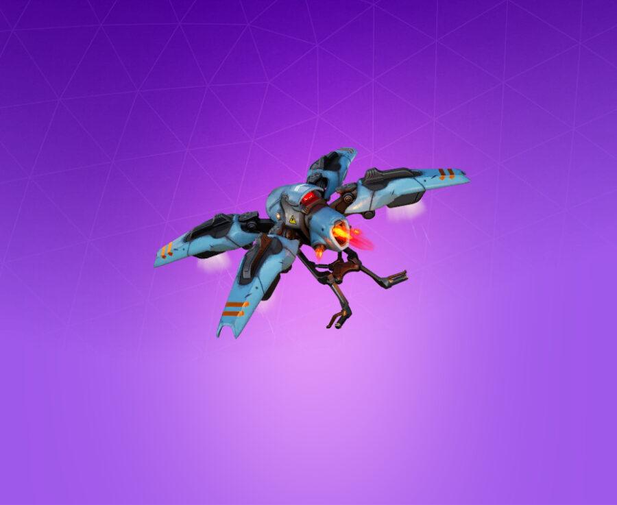 Meteor Skimmer Glider