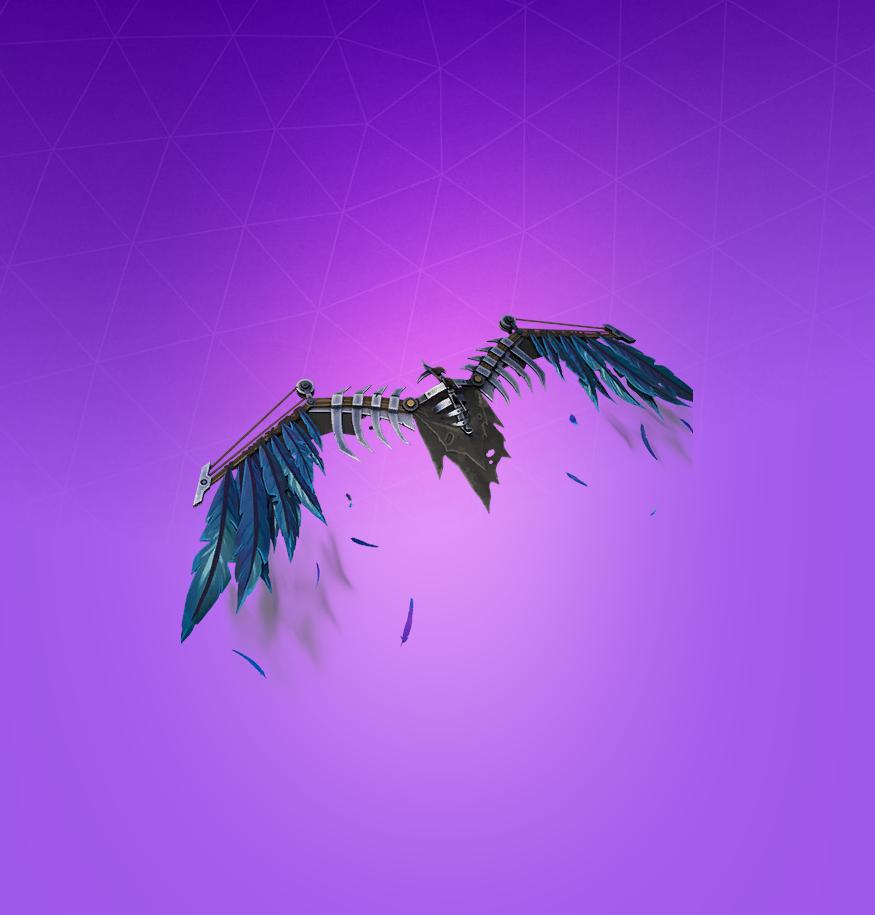 Weeping Crow Glider