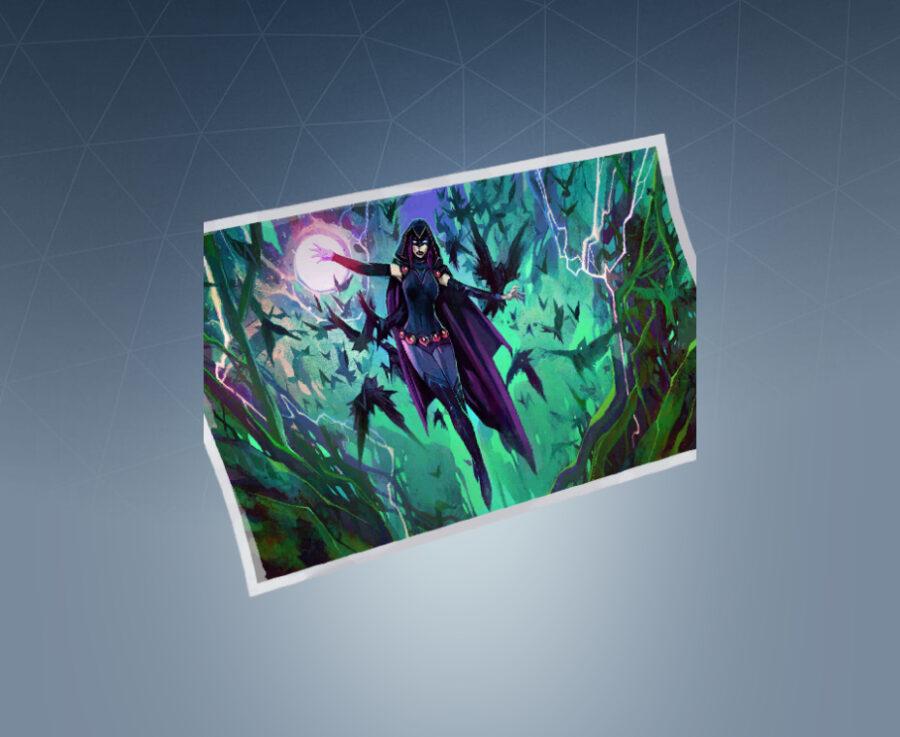 Raven's Wrath Loading Screen
