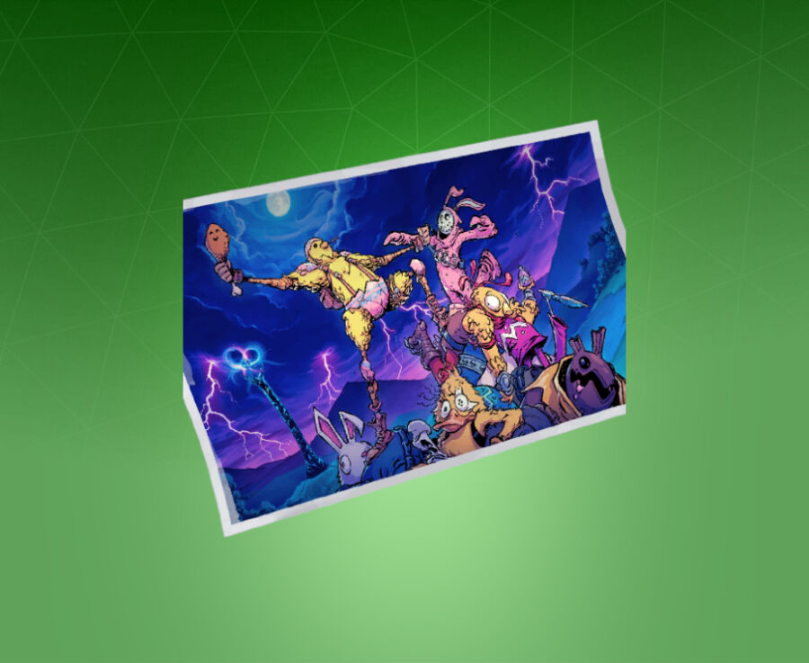 Wing of the Hill Loading Screen