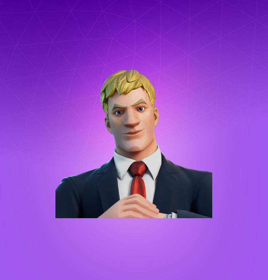 Agent Jones Skin