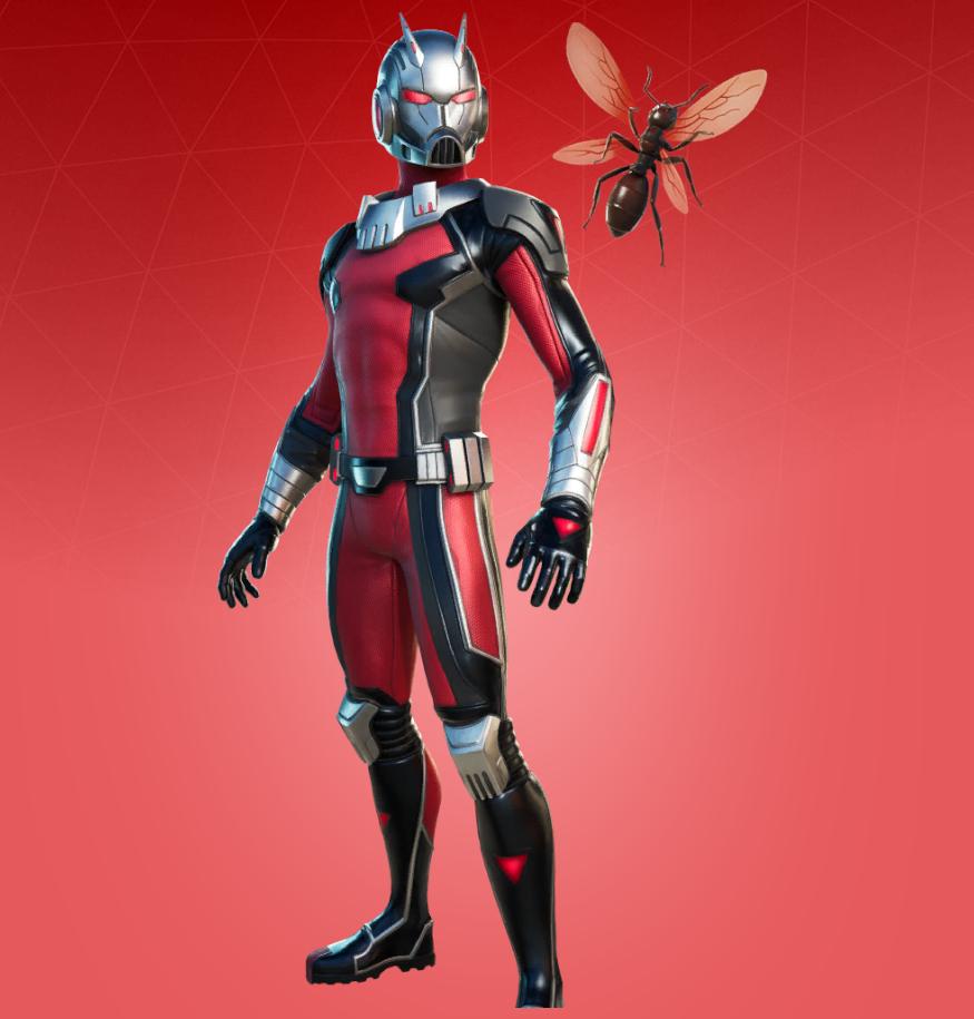 Ant-Man Skin