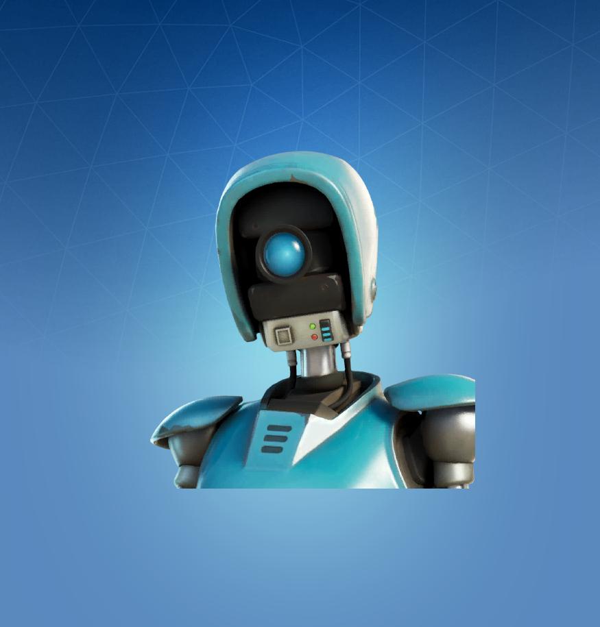 Robo-Ray Skin