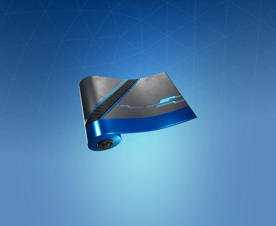 Cobalt Overdrive Wrap