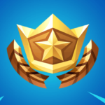 The Fortnite Battle Pass Icon.
