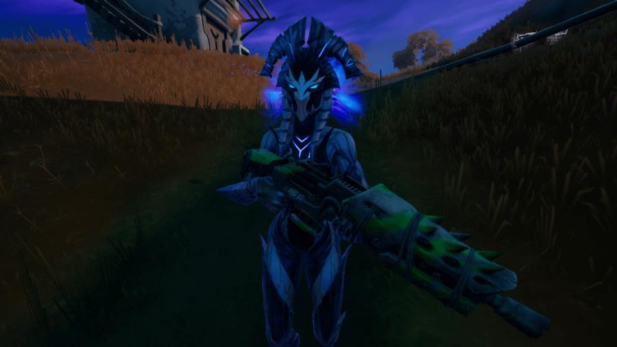 A Guardian in Fortnite Season 6.