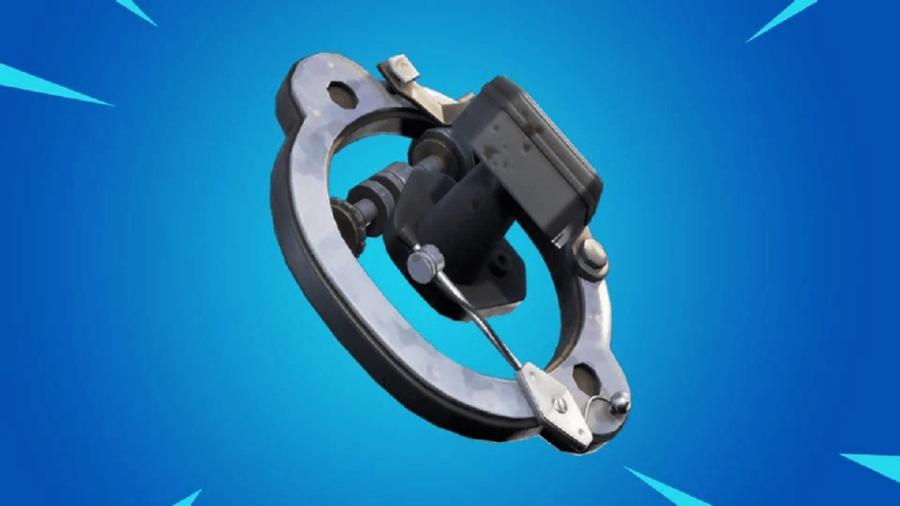 A Fortnite Mechanical Part.