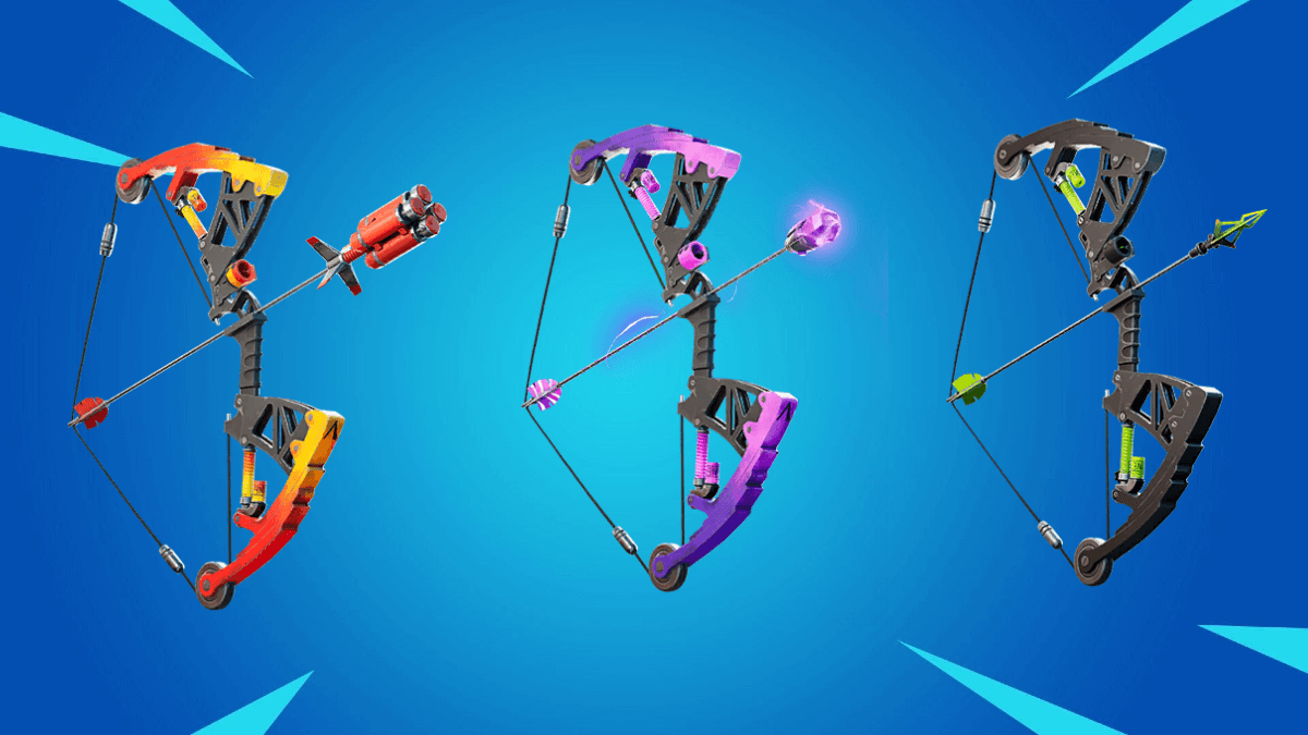 How to Craft a Mechanical Bow, Mechanical Explosive Bow, and Mechanical  Shockwave Bow in Fortnite Chapter 2 Season 6 Week 2 Epic Quests - Pro Game  Guides