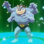 Machamp from the Pokemon Series.