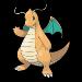 Dragonite in Pokemon