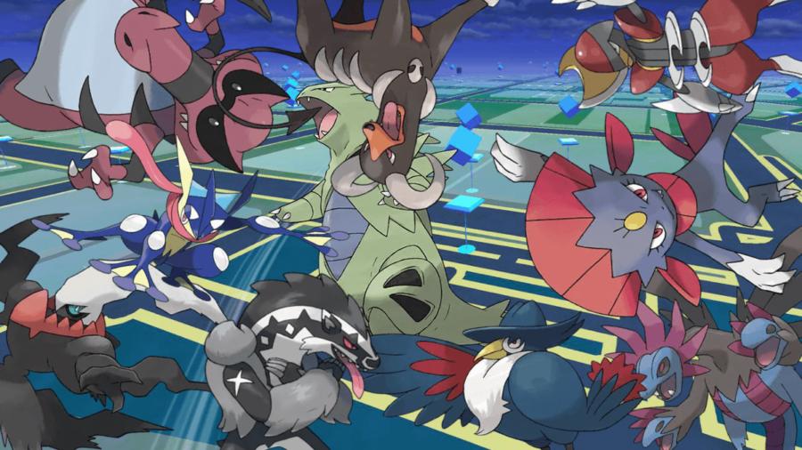 The Best Dark Pokemon in Pokemon Go.