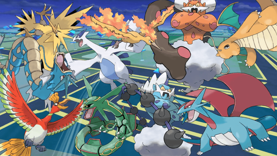 The best Flying Pokemon in Pokemon Go.