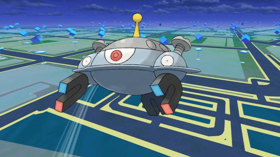 Magnezone in Pokemon Go.