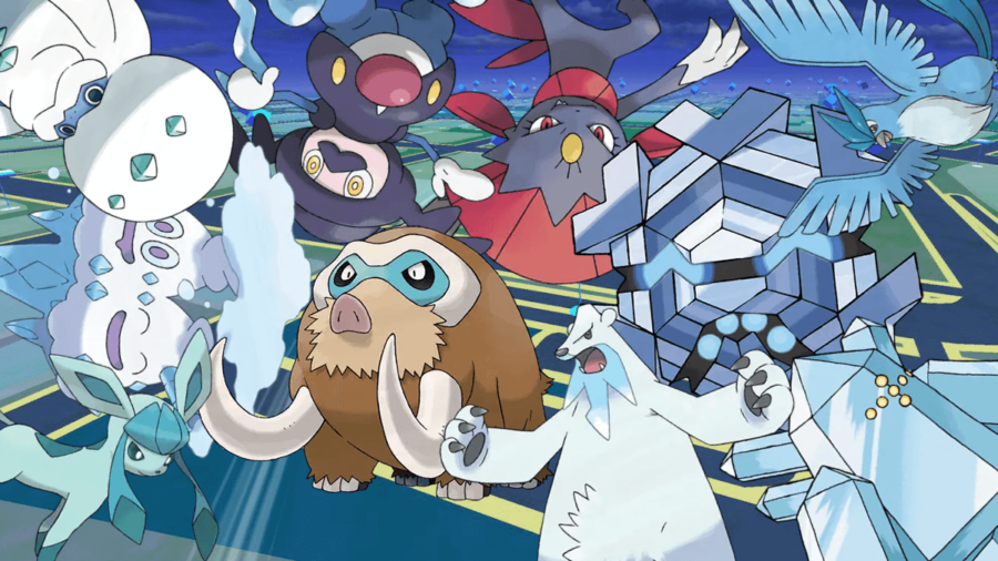 The Best Ice Pokemon in Pokemon Go.