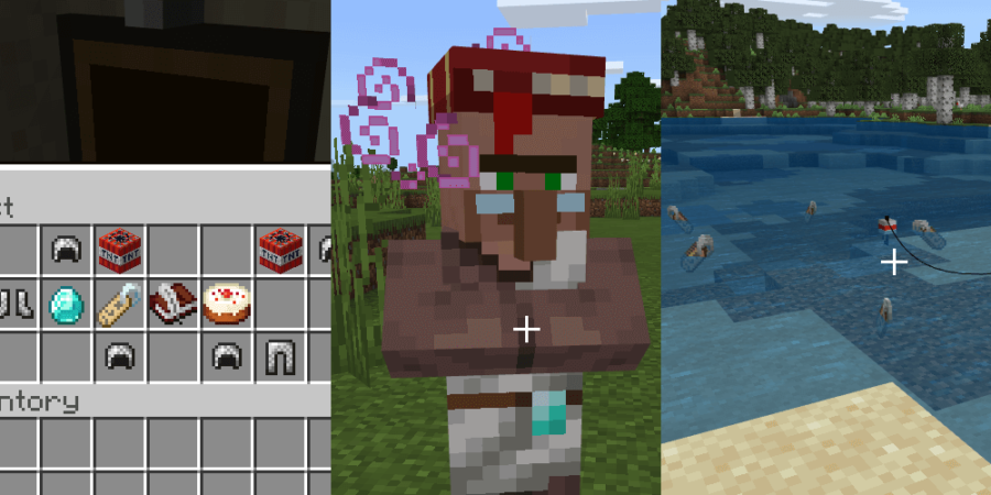 All different ways to get Name Tags in Minecraft.