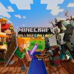The Minecraft Village and Pillage update promo.