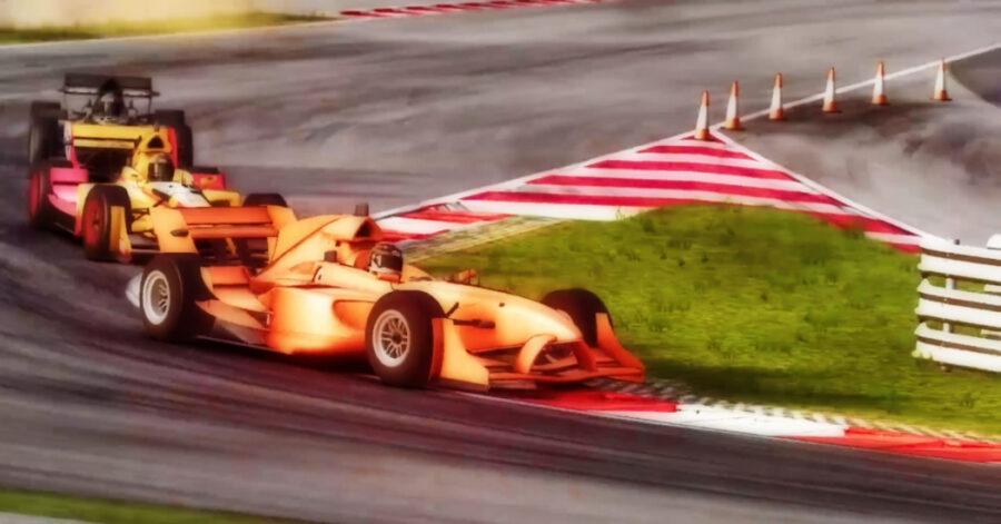 Screenshot of Grid Autosport gameplay