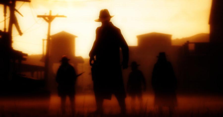 Screenshot of Red Dead Online