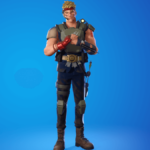Agent Jonesy Jump 42 Outfit.