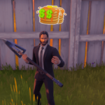 John Wick expressing his love for Pancake money.