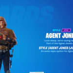 Agent Jones Jump 88 outfit.