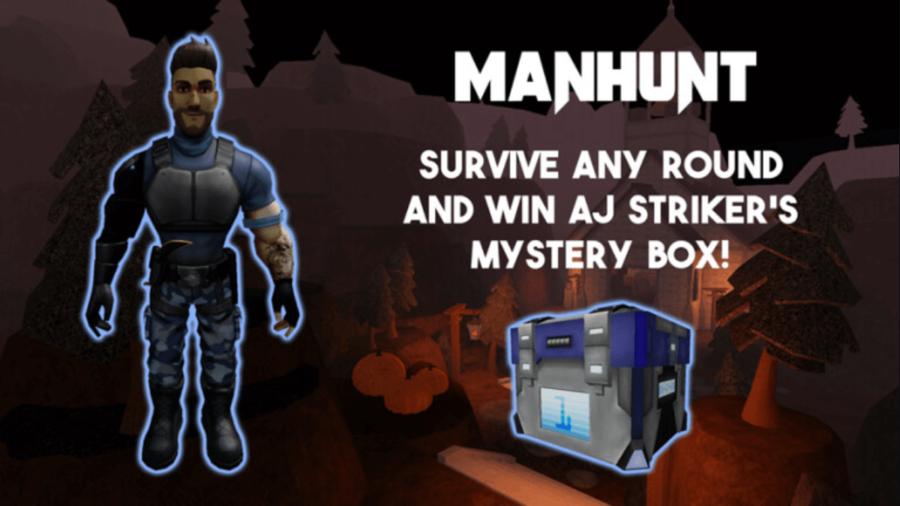 AJ Striker's Manhunt challenge.