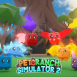The Roblox game Pet Simulator 2.