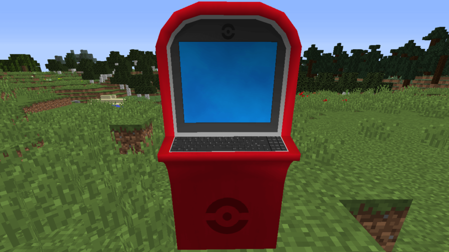 A PC In Pixelmon