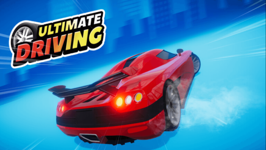 Ultimate Driving Roblox Game.