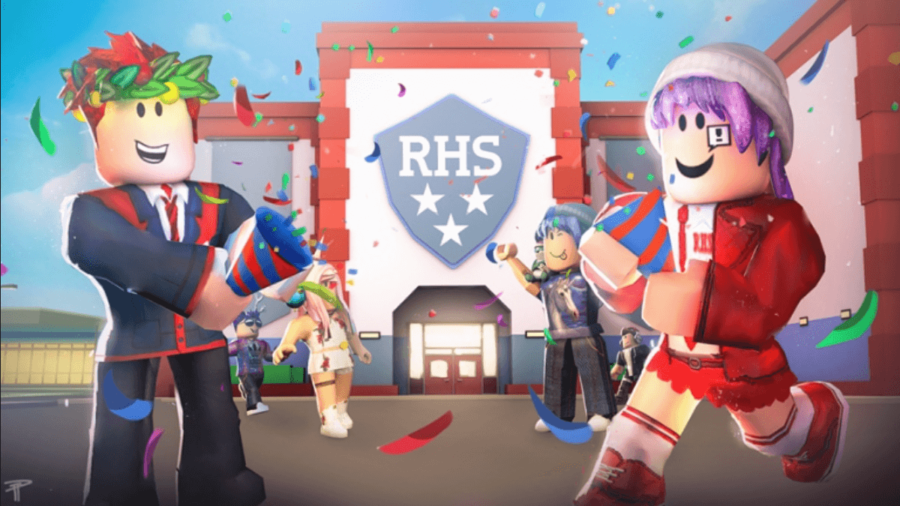 Promo for Roblox High School 2.