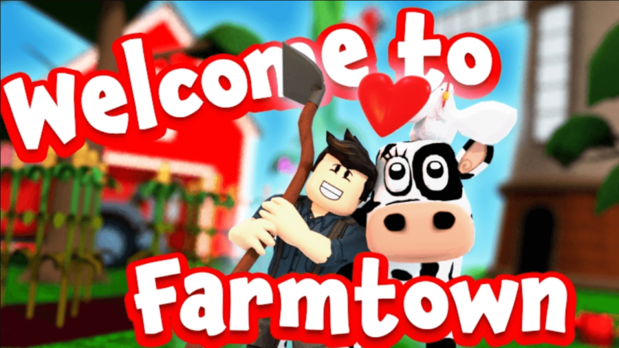 Roblox game Welcome to FArmtown.