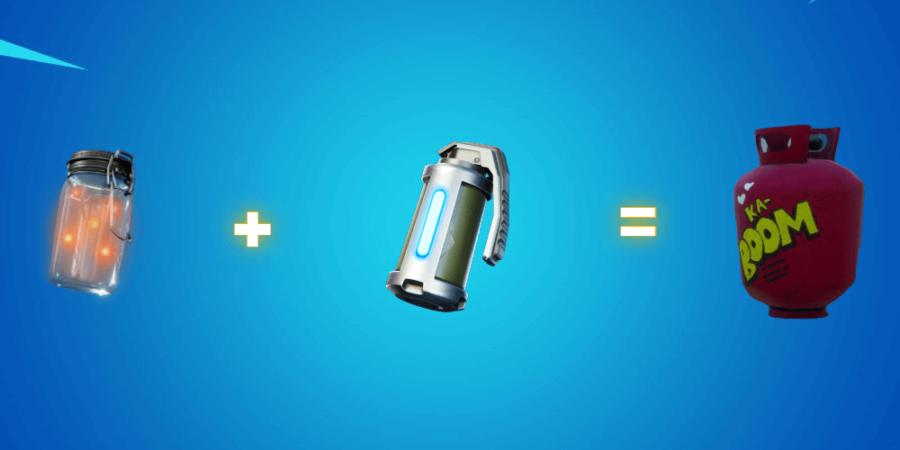 Firefly jar plus grenade