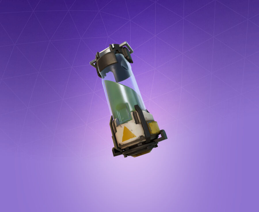 Blaze Canister Back Bling