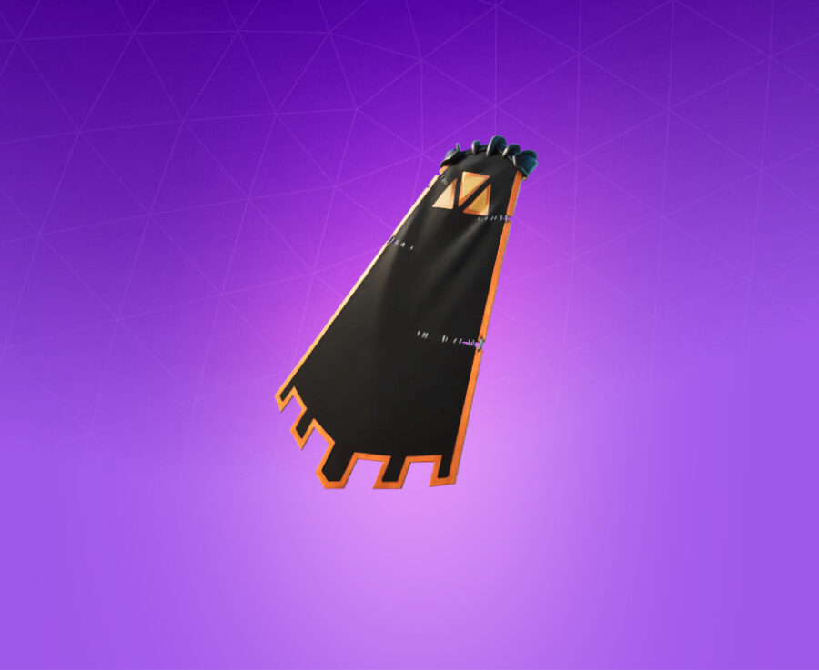 Zzarian Mantle Back Bling