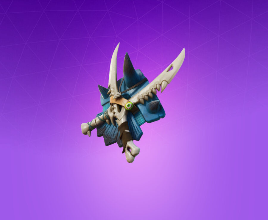 Tusk & Tooth Back Bling