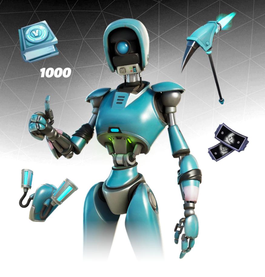 Robo-Ray Pack Bundle