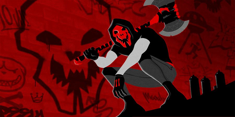 Skull Stalker Loading Screen