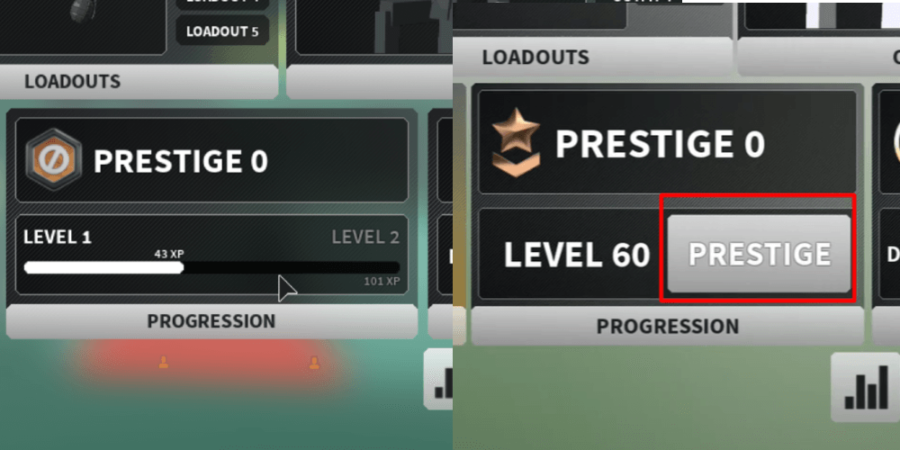 How to prestige in Roblox Bad Business.