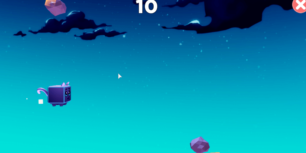 Meteor Dash in Pet Simulator.