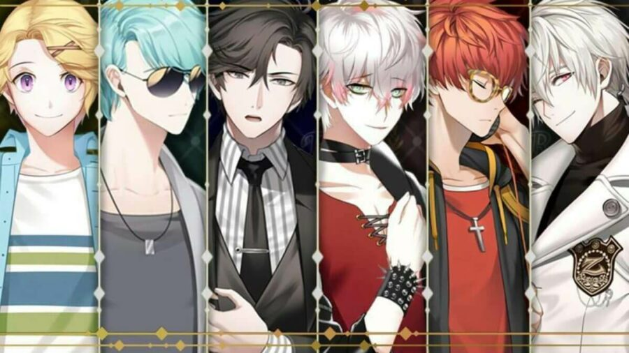 Mystic Messenger featured