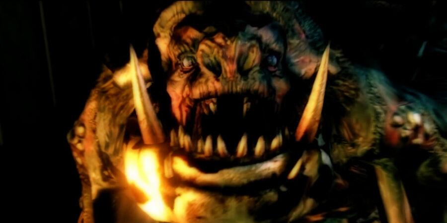 Screenshot of Amnesia: The Dark Descent trailer