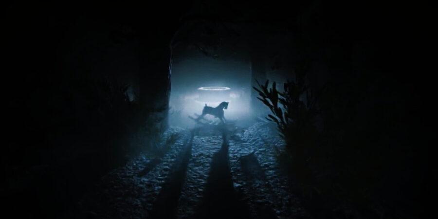 Screenshot of Outlast 2 trailer