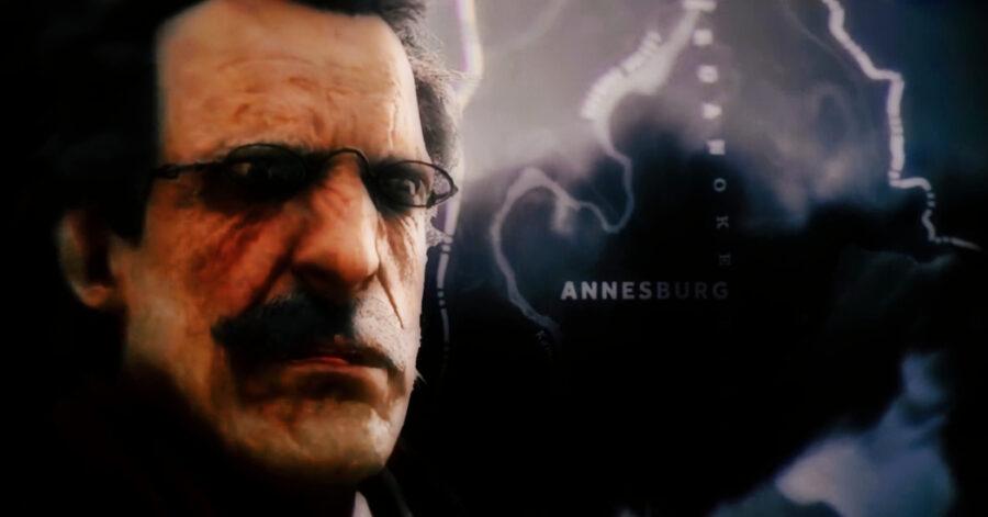 Screenshot of RDO gameplay
