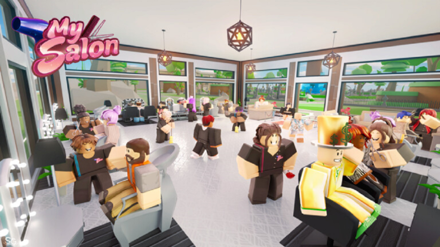 Roblox My Salon Codes (June 2021) Pro Game Guides