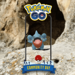 Gible Community Day Promo