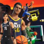 Fortnite NBA Crossover